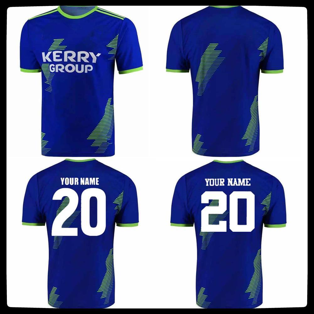 2021 İrlanda Galway Rugby Ev Spor Erkek Jersey Eğitim Şort Jersey Boyutu S-3XL-5XL