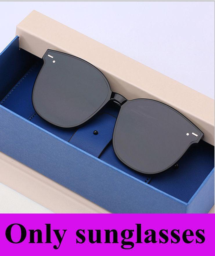 Mode Platz Sonnenbrille Frauen Klassische Vintage Sonnenbrille Männer Uv400 Sonnenbrille Damen Mode Große Rahmen Sonnenbrille Fabrik Preis 10 STÜCKE