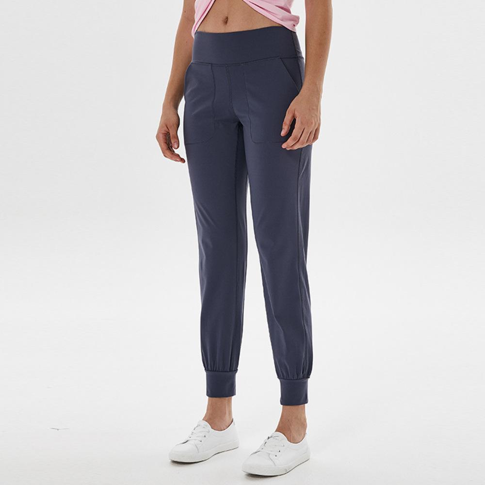 Осенью и зимняя новая капризная высокая талия Slim Thingging брюки спортивный отдых универсальные брюки леггинсы