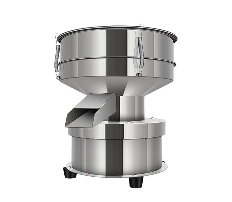 220V Vibrationssieb Kleiner Edelstahl Siebmaschine Spray Pulver Bildschirm Chinesische Medizin Pulver Mehlsieb Elektrische Pulversieb
