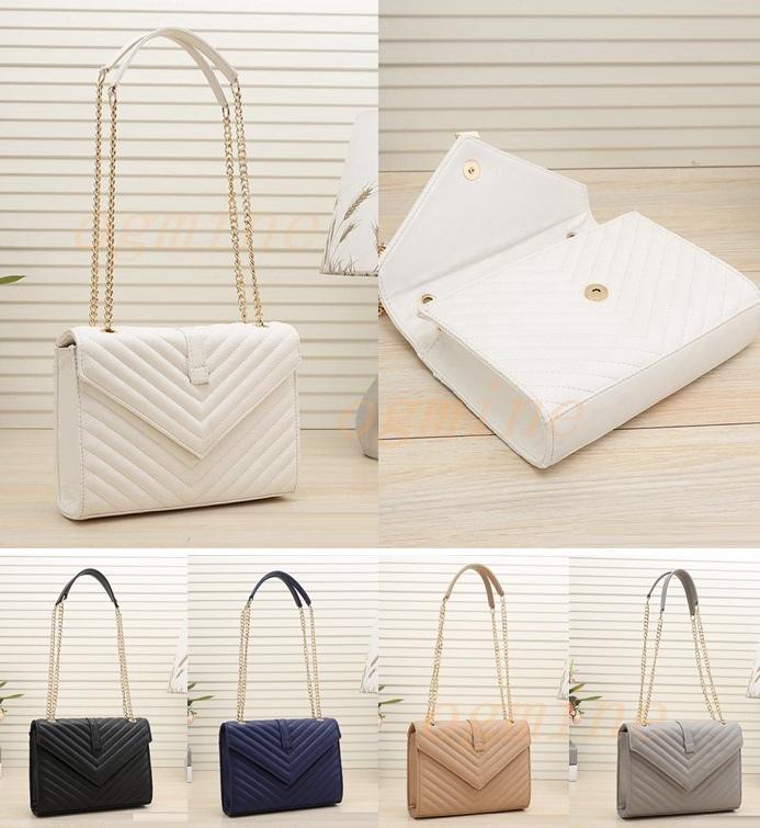 2021 Novo Alta Qulity Classic Womens Handbags Senhoras TOTE COMPOSITE PU embreagem de couro bolsas de ombro bolsa feminina
