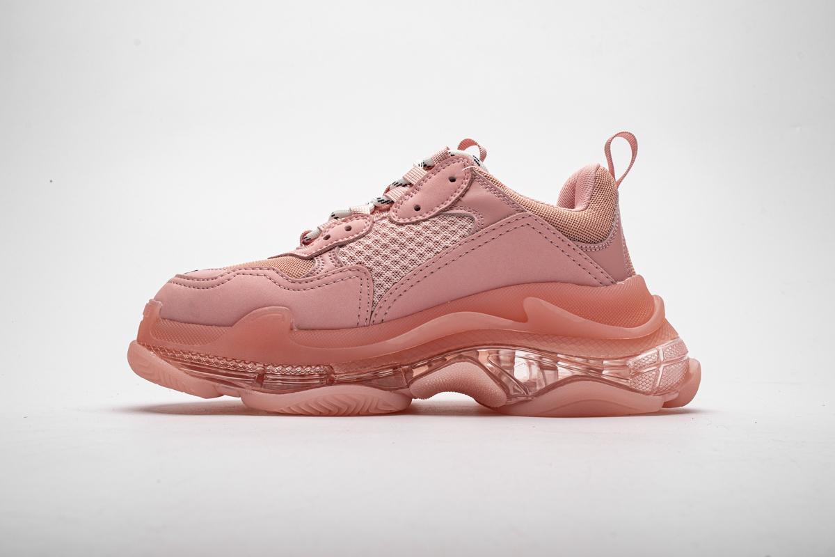 Üçlü S Kadın Erkek Rahat Ayakkabılar Baba Platformu Eğitmenler Sneaker Tasarımcısı Düz Sneakers Vintage Yeni Kristal Alt Topsportmarket 17w