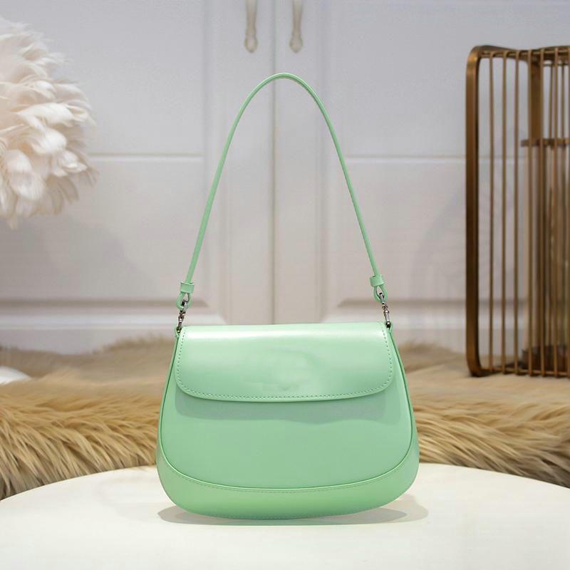 클레오 숄더 가방 핸드백 Luxurys 디자이너 가방 20ss 겨드랑이 패션 배낭 토트 닦 았된 가죽 디자이너 지갑