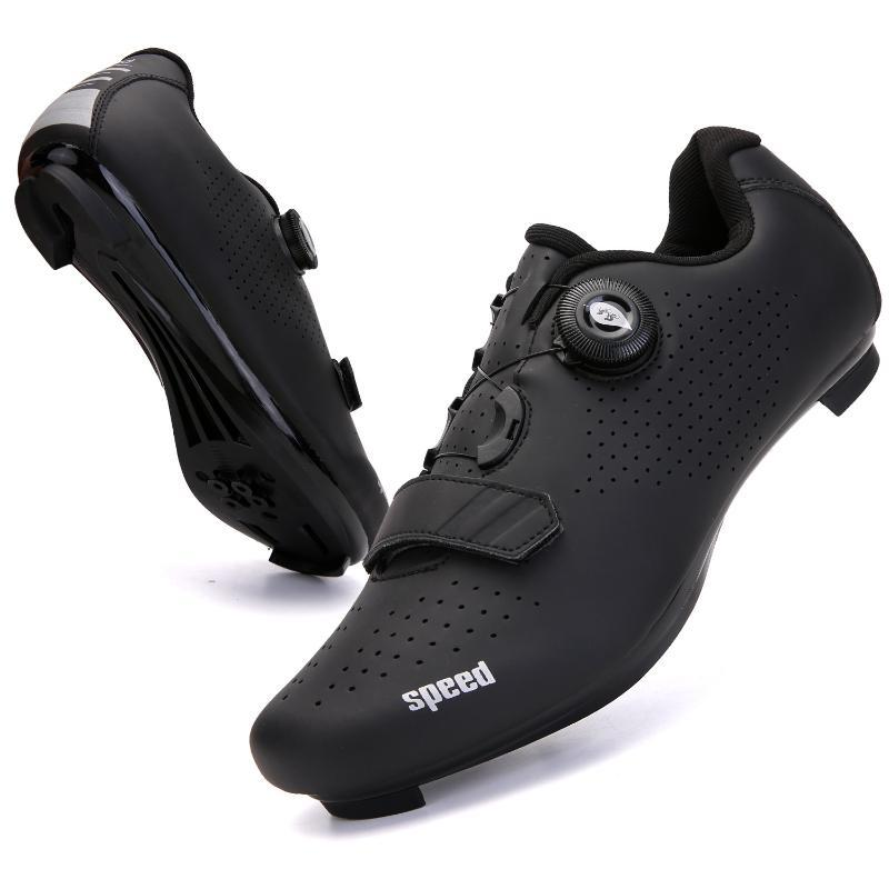 Cycling Footwear Road And Mountain Bikes For Men Women With Locks Without Hard-soled Spinning Shoes Gym