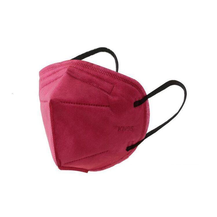 95% Atacador de atacadores K95 máscara máscara ffp2 face filtro respirator k95 máscaras à prova de poeira anti-haze preto cinza colorido boca facionask