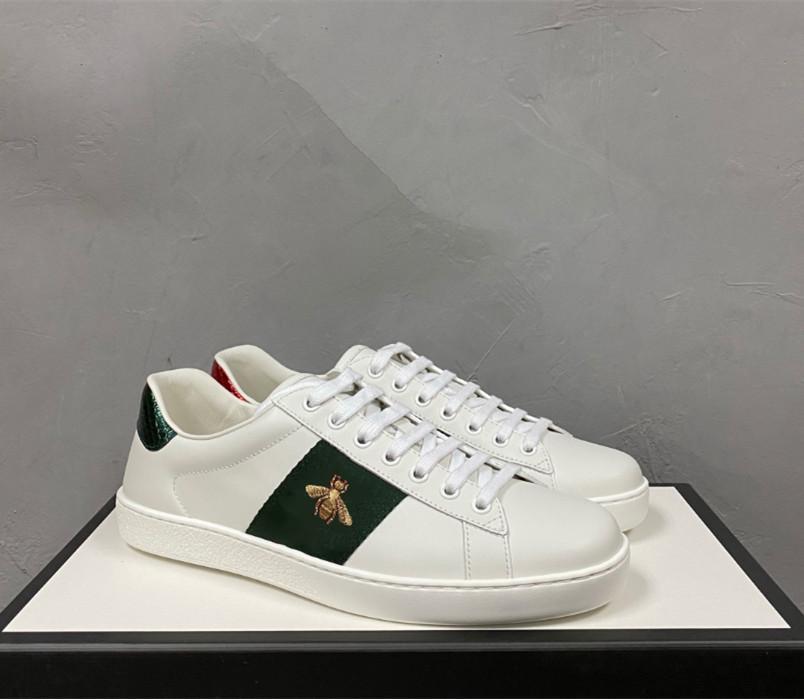 40% скидка 2021 поступление поступления в повседневную обувь для мужских женщин роскоши дизайнерский бренд ACE обуви мода дышать с оригинальной коробкой