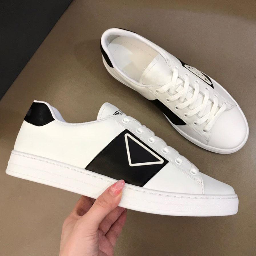 إيطاليا مصممي الفاخرة الآس عارضة أحذية للرجال جودة عالية ماركة جلد المرأة منصة تنفس حذاء رياضة زائد الحجم 35-47
