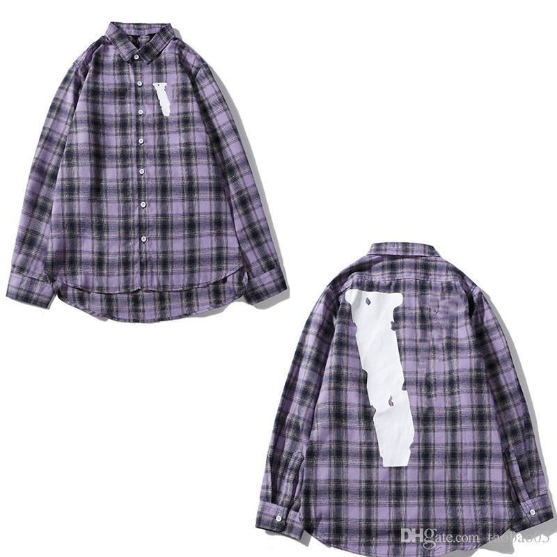 2021 homens camisas mulheres manga longa alta qualidade casual camisas carta impressa estilo hip hop roupas com caixa de etiqueta