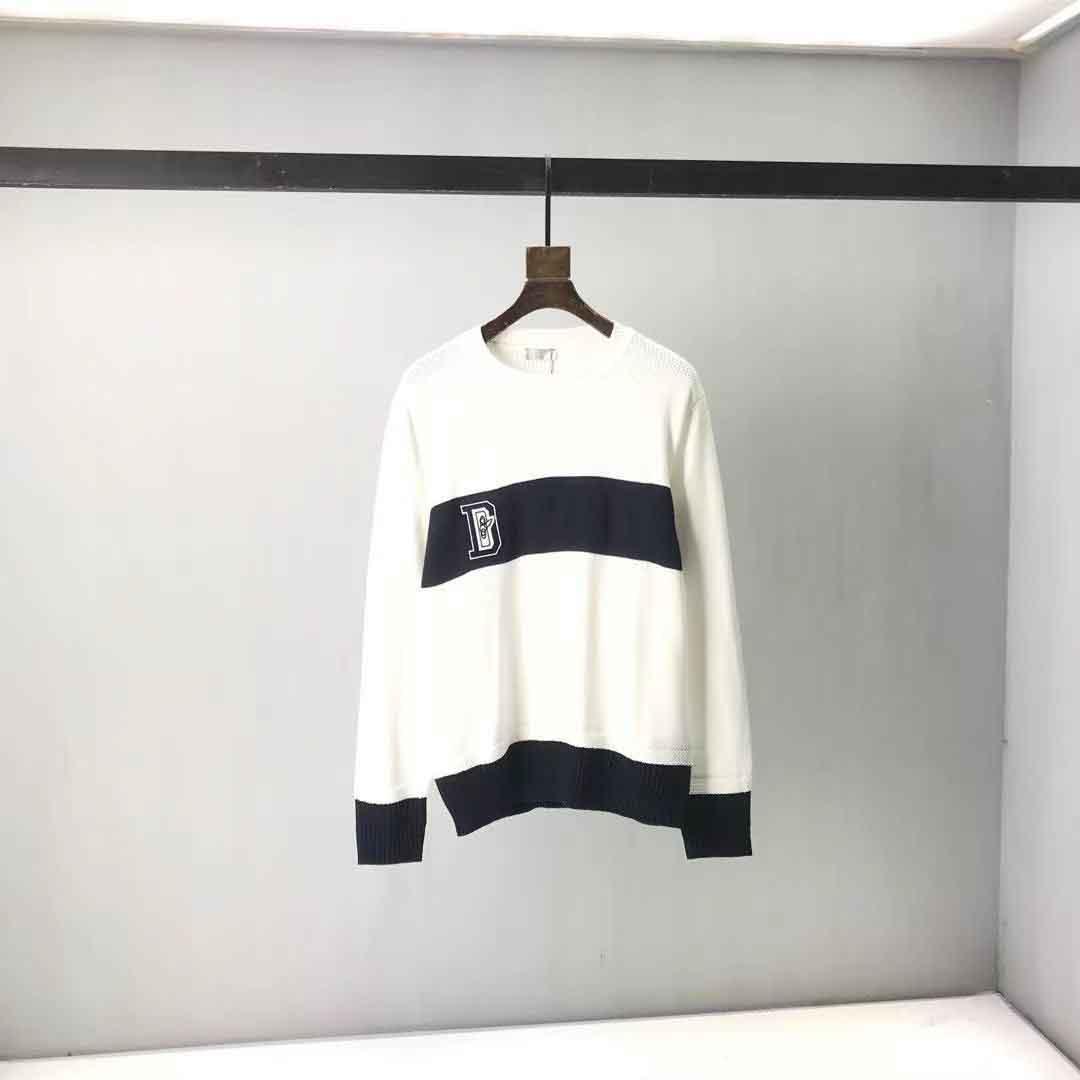 2021 Collo rotondo Uomo Plus Tees Polos con stampa e ricamo in cotone, replica 100% di dimensioni europee HT19