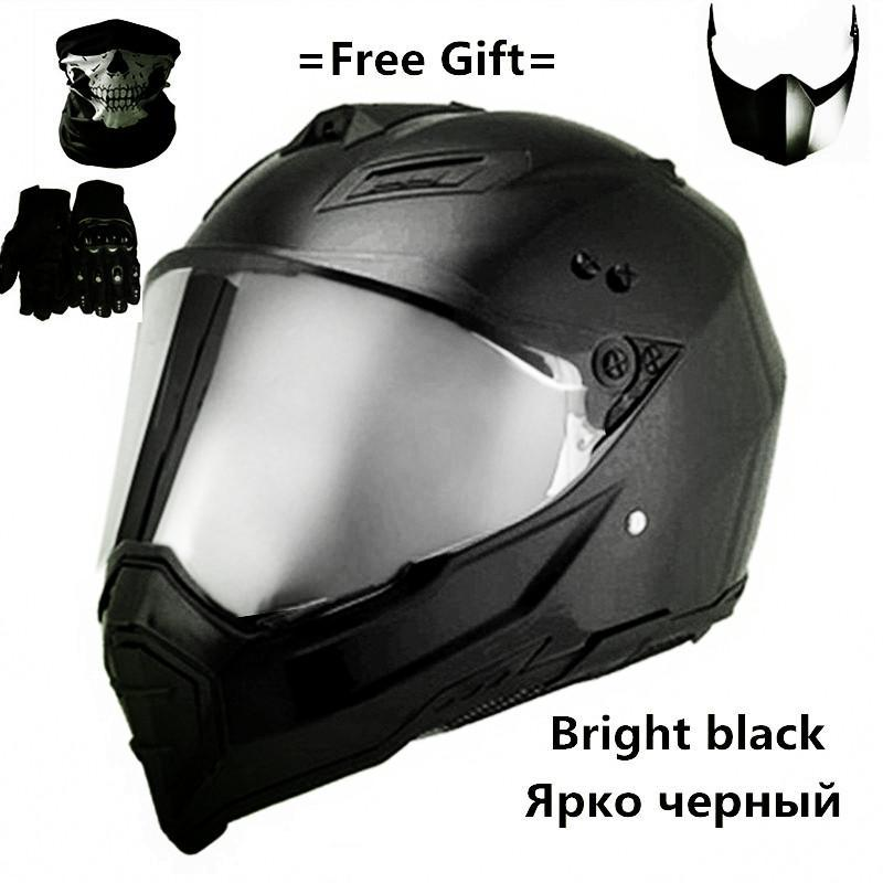 DOT Motorcycle Motorbike Rider Retro Open Face Helmet Casco Casque Moto Matte Retro Vintage Helmets Dot S M L Xl Matte Black