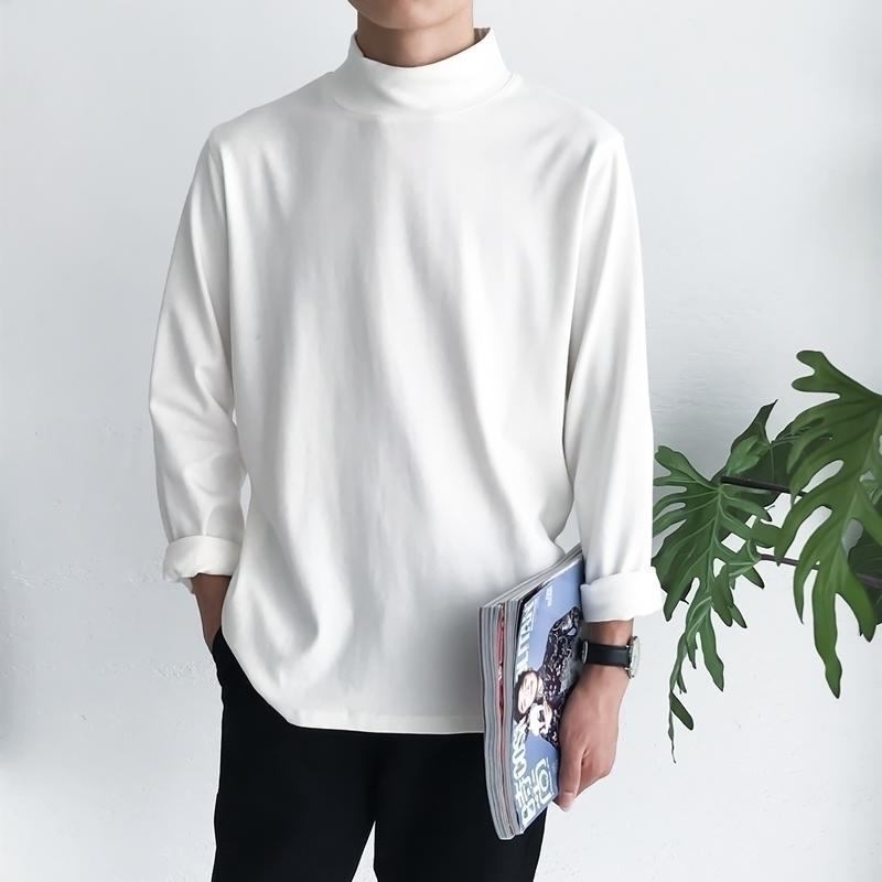 Мужская хлопчатобумажная одежда толстовки с длинными рукавами повседневные толстовки многоцветные пуловер приятные пальто на нижнюю рубашку большой размер M-5XL 201113