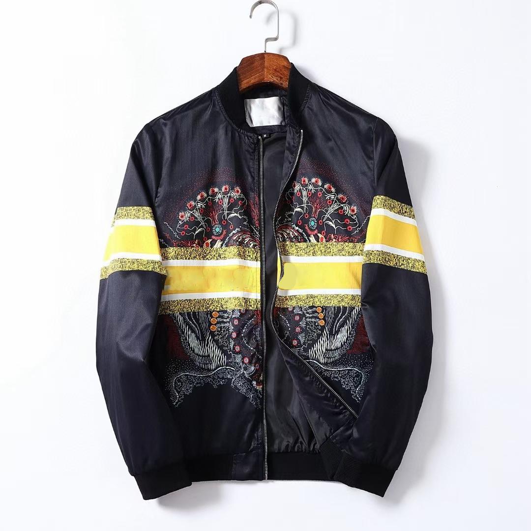 Причинные мужчины Женщины Куртки Весна осень зимние дизайнеры уличная одежда хип-хоп пальто белый черный пары с капюшоном спортивная верхняя одежда