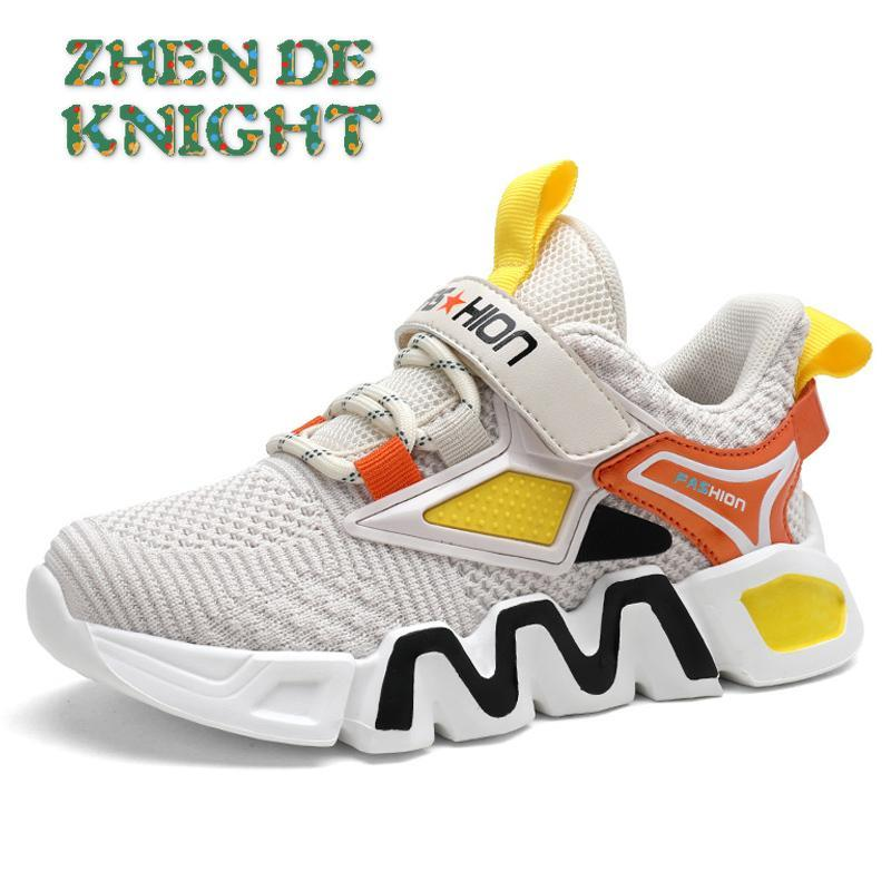 Athletic & Outdoor 2021 Spring Autumn Kids Running Sport Shoes Children For Girls Boys Comfortable Lightweight Chaussure Sneakers