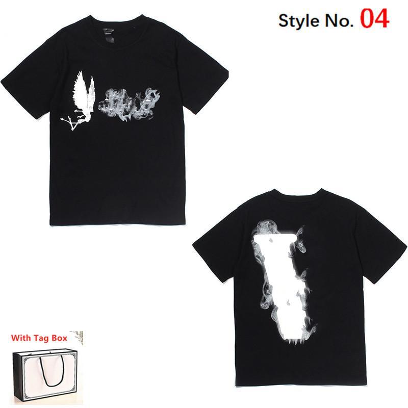 Frauen T-shirt Damen Kurzarm Hohe Qualität Frauen T-shirt Männer Tops T Shirts Reiner Baumwolle Brief Drucken Hip Hop Stil Kleidung mit Tag Box