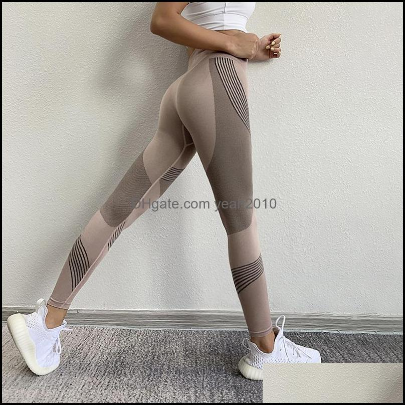 Outfits Exercise Wear Athletic Outdoor Apparel Sports & Outdoorslift The Hip Yoga Outfit Ladies Seamless High Elasticity Fitness Tracksuits