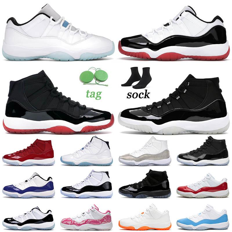 nike air jordan retro 11 2021 En Kaliteli Basketbol Ayakkabıları Düşük Concord Bred Legend Mavi Narenciye Erkek Kadın Jumpman Varsity Kırmızı Alan SıkışmasıÜrdün retro eğitmenleri