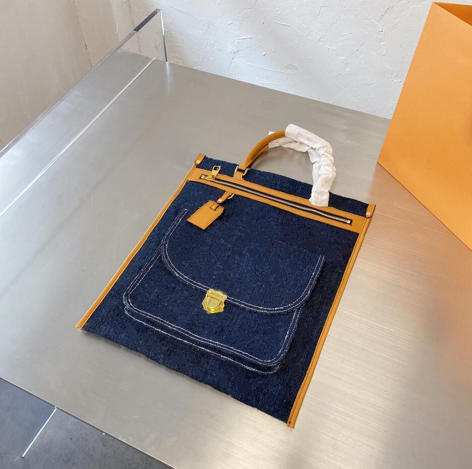 Bolsa de lujo diseñador colorido bolsos bolsos de bolsos de moda láser transparente cruzado lady bags bolsas para mujer bolsa de diseño de bolsas de compras Klbvn