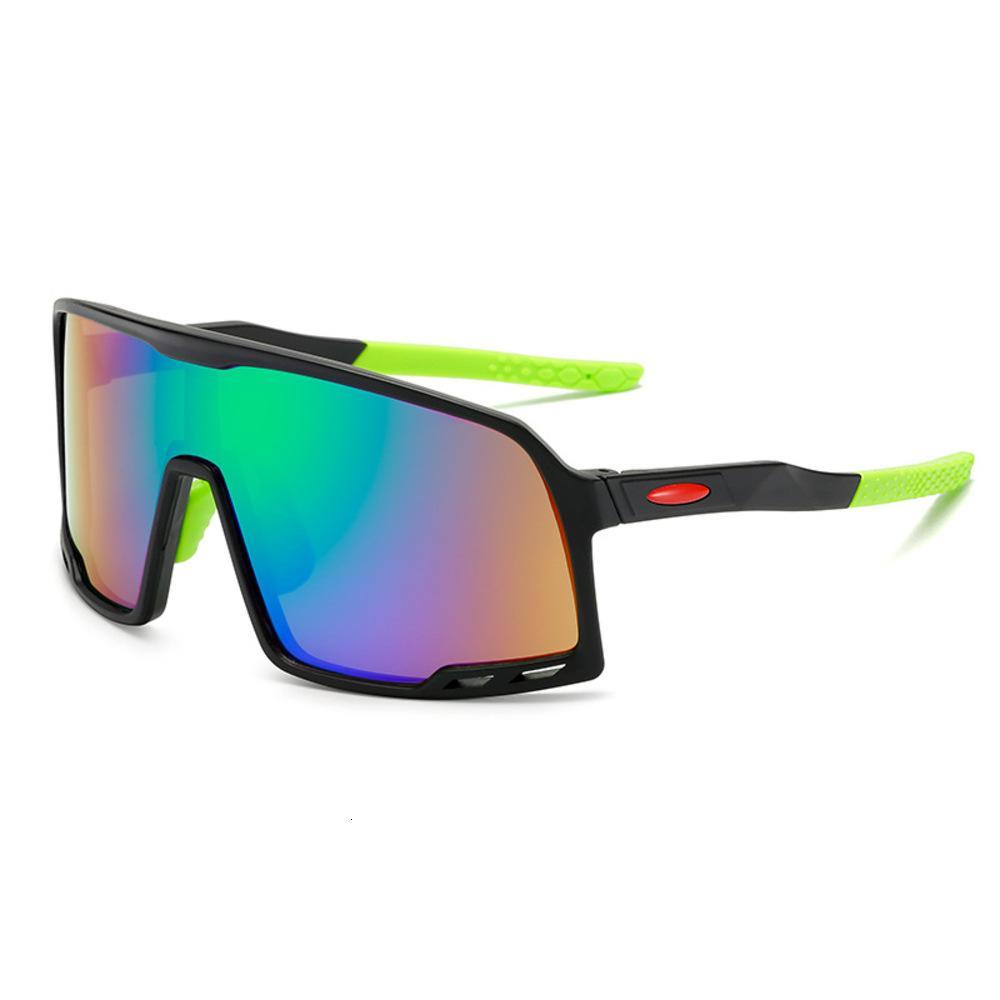 Nuovi occhiali da sole, occhiali da uomo per cicli da uomo e da uomo e da donna 9321 protezione per occhio biciclette GRANDE FRAME Occhiali da sole