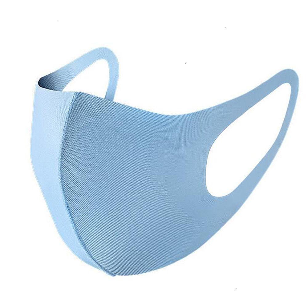 H3B2New BOHNEW Mascarilla de hielo Anti polvo Cara de la cara PM2.5 Respirador a prueba de polvo anti-bacteriano lavable reutilizable Hielo con máscara de algodón de algodón