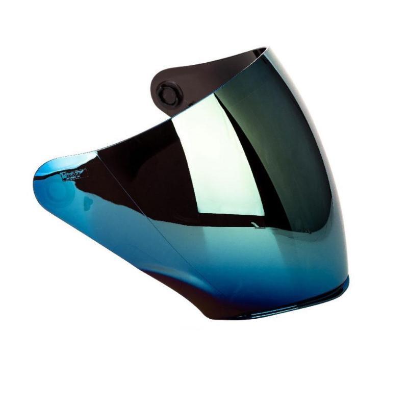 Casques de moto Adreing 1pc Motocycle PC Accessoires de verre pour Visor NFJ KYT