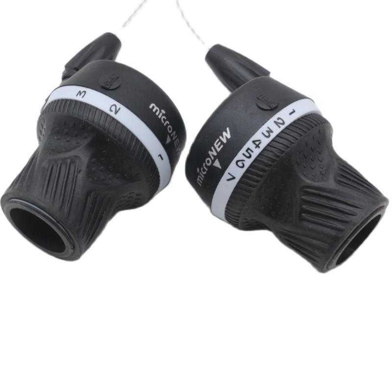 Bike Derailleurs For Microshift Twist Grip Gear Shifters Trip 7 Speed Shifter Bicycle Derailleur Compatible