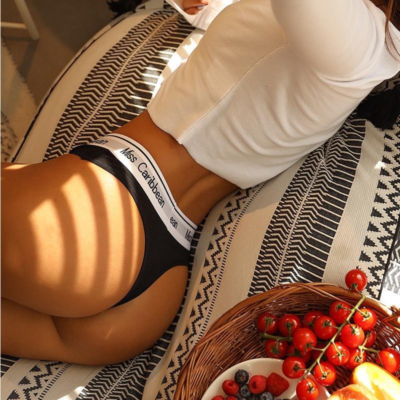 SP Città Sportive lettera Cato inutile stringa sexy donne biancheria intima strato tail coda frenevole effen sesso sesso perizoma fitness mutandine