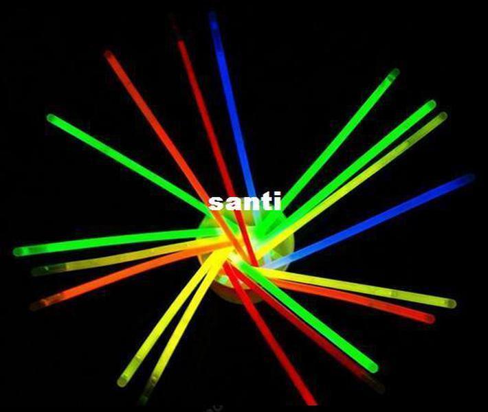 Christmas festivities ceremony fluorescent bracelets,night glow sticks LED toys