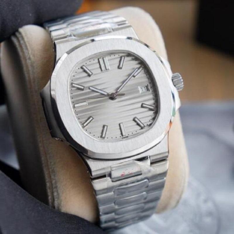 2021 U1 U1 Uomo Uomo Automatico Orologi meccanici Silver Silver Silver Gold Watch Orologio da polso in acciaio impermeabile Montre de Luxe Gestolo