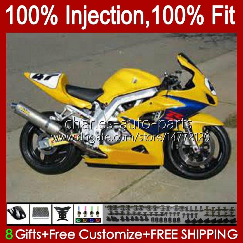 Kroppsarbete för SUZUKI GSXR-1000 Hot Red Black K5 GSXR1000 05 06 Kropps kit 11HC.111 GSX R1000 GSXR 1000 2005 2006 GSX-R1000 05 06 FAIRING + COWL