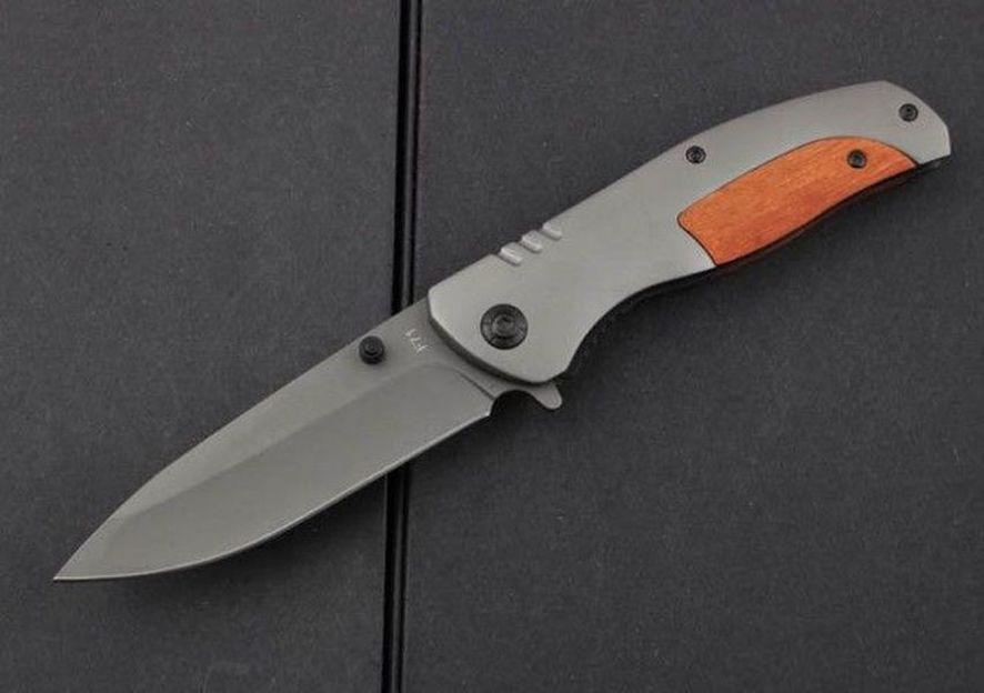 Borboleta na faca F71 Bolso Faca dobrável Faca de resgate tático Facas de caça Pesca EDC Survival Ferramenta Facas A201