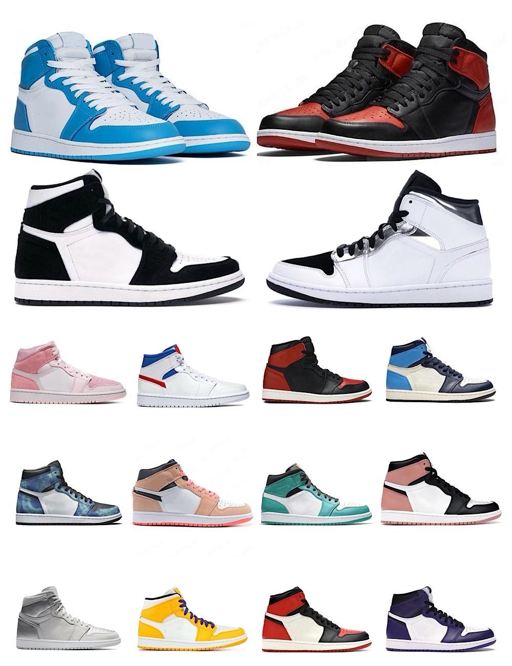 Men shoe and women fashion1S flat shoes black red blue size 36-45