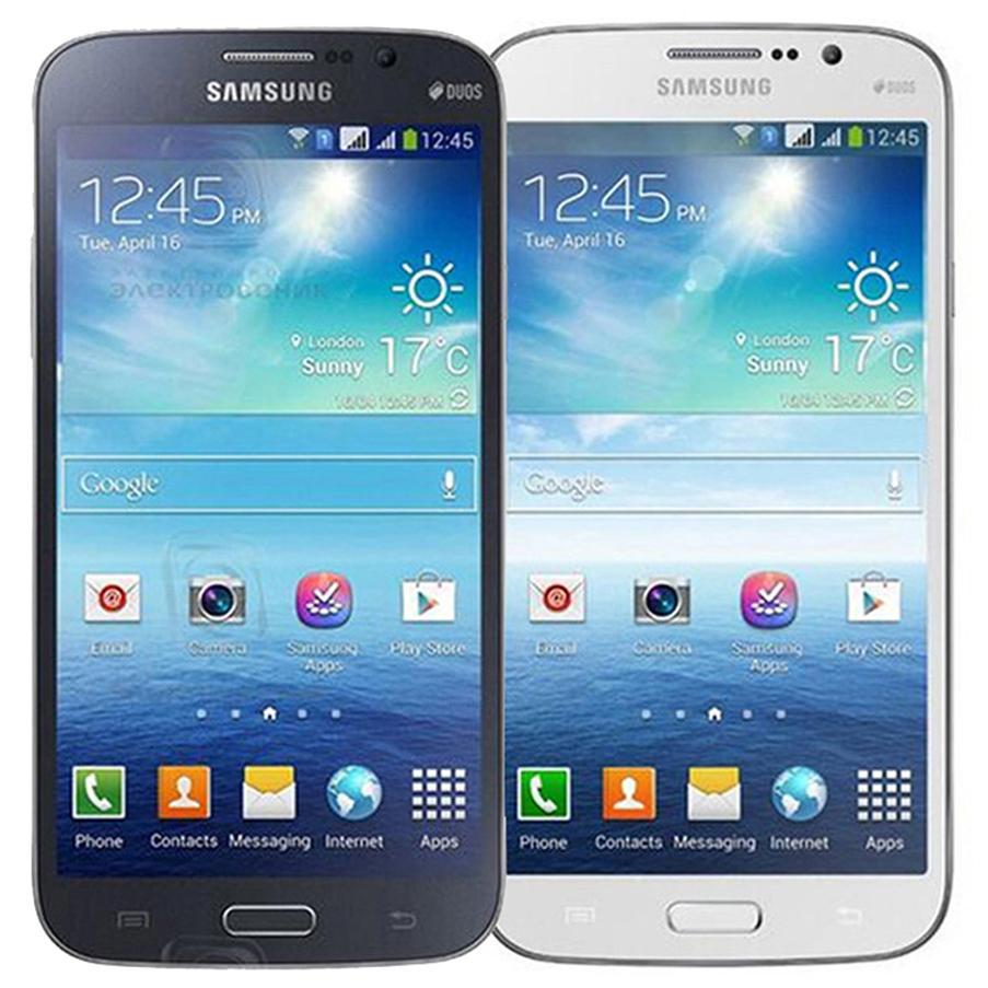 Original Refurbished Samsung Galaxy Mega 5.8 i9152 Dual SIM 5.8 inch Dual Core 1.5GB RAM 8GB ROM 8MP 3G Unlocked Android Cell Phone 30pcs