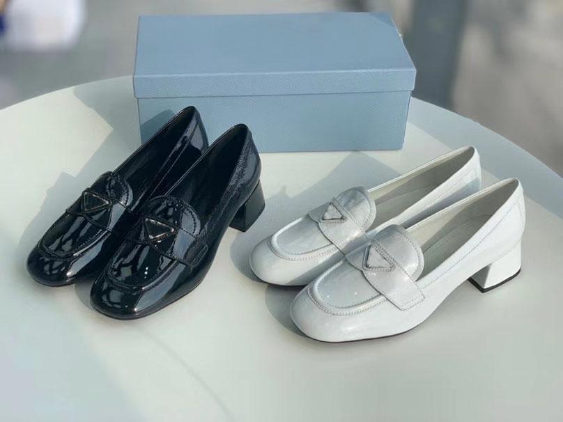 2021 Top Quality Designer Designer Dress Shoes Moda Sexy Party Specchio 4.5 Tacco di lusso in vera pelle di lusso shopping comodo scatola di abbinamento confortevole