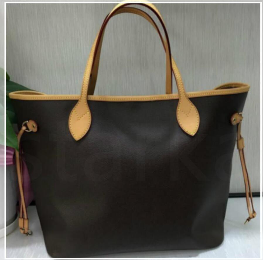 2020 Frauen Handtaschen Original Leder Blume Luxurys Designer Composite Bags Lady Clutch Schulter Tote Weibliche Geldbörse mit Geldbörse