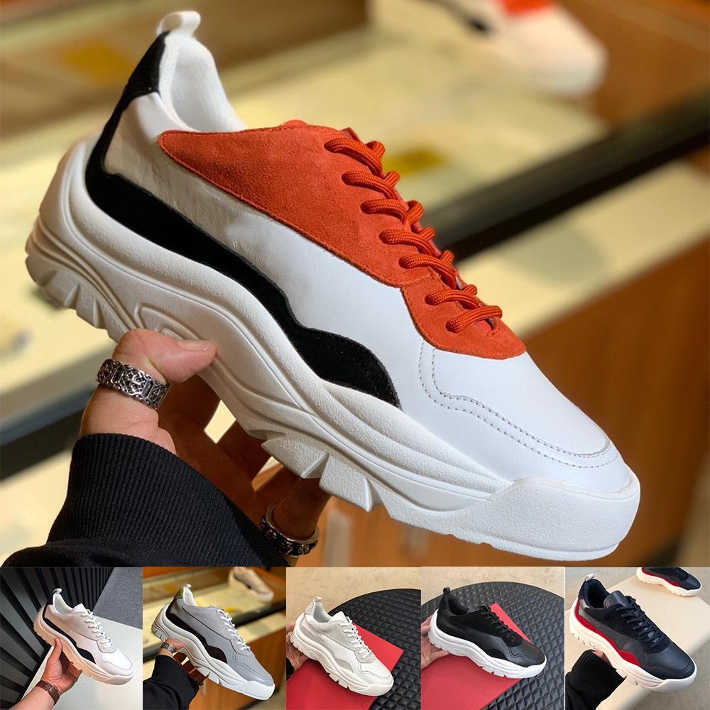 2020 Yeni Erkek Tasarımcı Ayakkabı V Moda Casual Ayakkabı Erkekler Için Lüks Sneaker Koşu Ayakkabıları Eğitmen