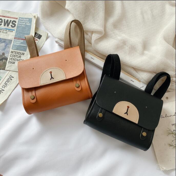 حقيبة الظهر الحب مهرج حقيبة كيس الأزياء ترافال أكياس بو للماء المدرسية للبنين والبنات مصغرة الأطفال الحقائب المدرسية WMQ577