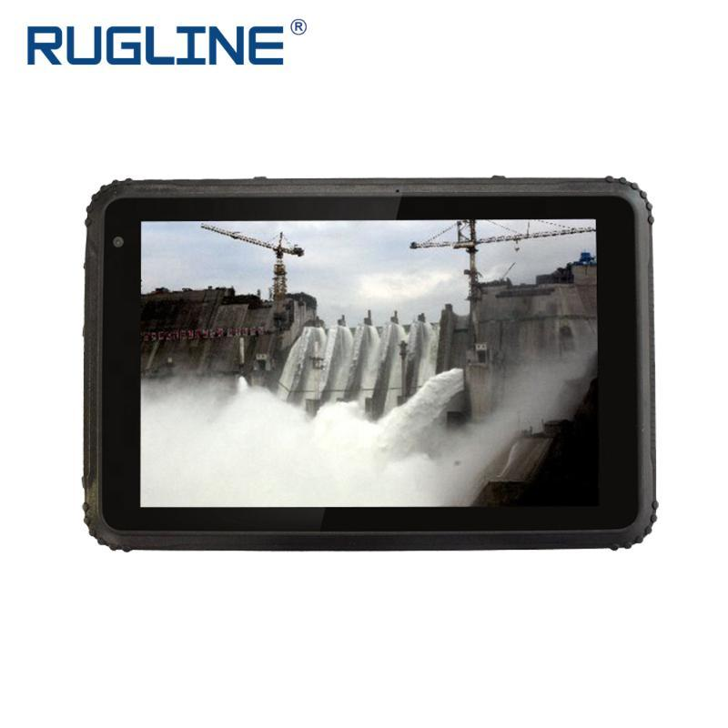 Rugline impermeable 8 pulgadas IP67 Industrial Rugged Tablet PC Android Windows10