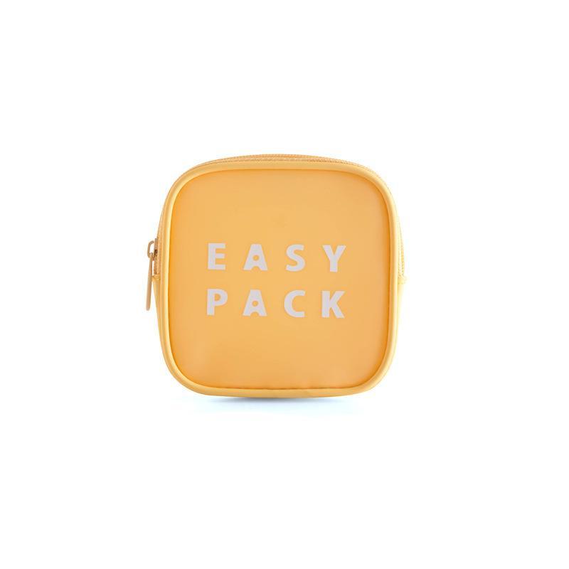 Квадратная малая сумка для макияжа портативный макияж сумка для проездных чехол портативный косметический художник хранения сумки косметика макияж хранения DHA4307