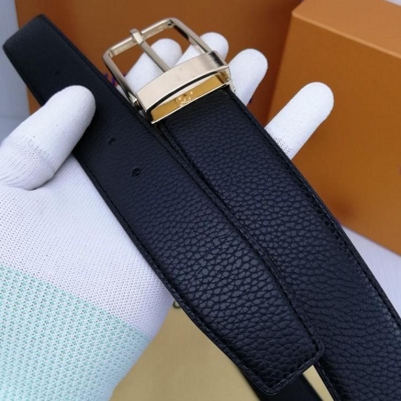 Cinturones para hombre venta caliente cinturón de cuero cinturón de moda cinturón suave hebilla clásica oro hebilla casual medans cinturones cinturones con caja naranja