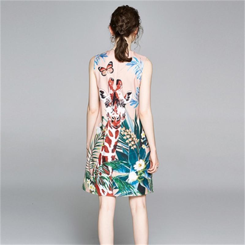 Женский летний размер трек одежда без рукавов шеи стильные винтажные дамы, одетые в модную вечеринку