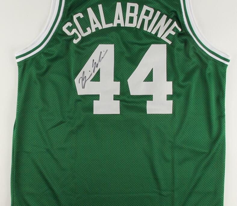 Scalabrine imzalı imza imzalı imzalı oto jersey gömlek