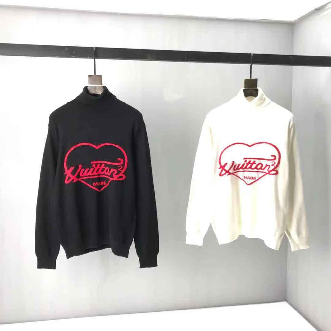 2021ss Spring and Summer Nouveau Coton de haute qualité Impression à manches courtes Panneau rond T-shirt Tableau: M-L-XL-XXL-XXXL Couleur: Noir Blanc 2VCCF4