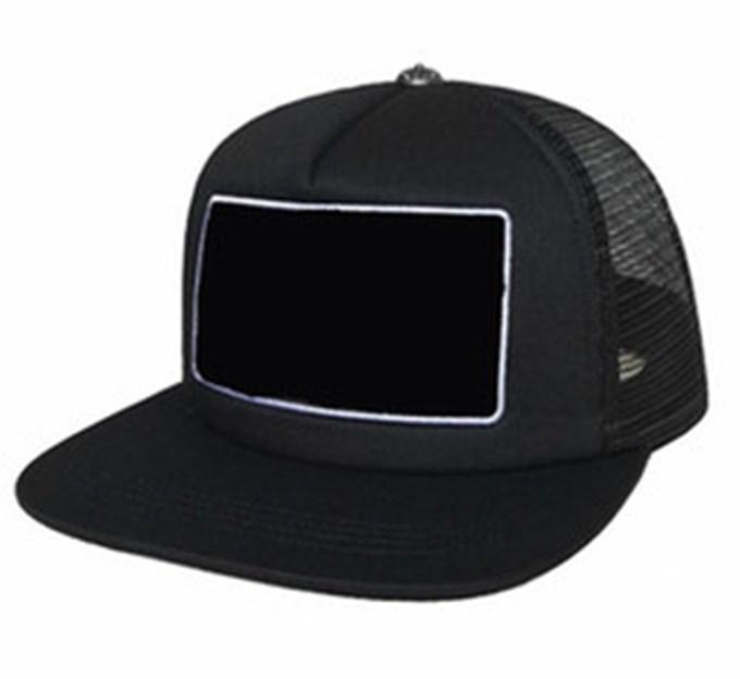 Top Calidad Cap de lona Hombres Hombrilla de mujer Sombrero al aire libre Ocio Strapback Sombrero estilo europeo Sun sombrero de sol moda gorra de béisbol para regalo