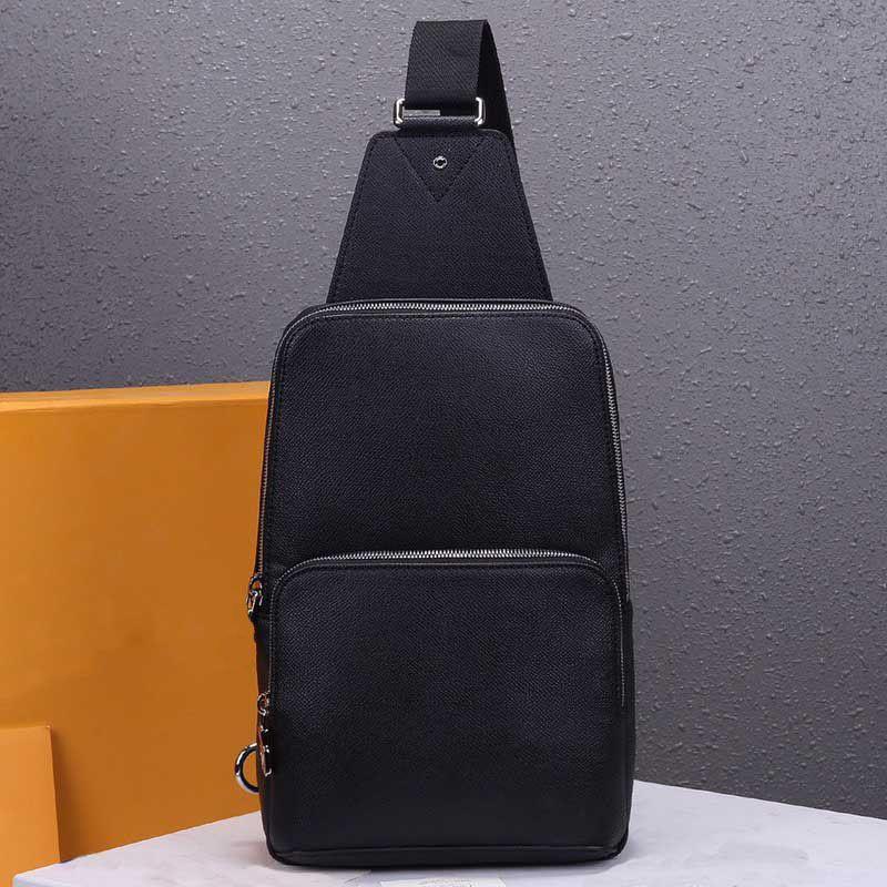 الرجال عبر الجسم حقيبة جلدية مصمم حقائب اليد جودة عالية الرجال حمل حقيبة الكتف حقيبة الأزياء مخلب يد حقيبة المحافظ سستة fannypack