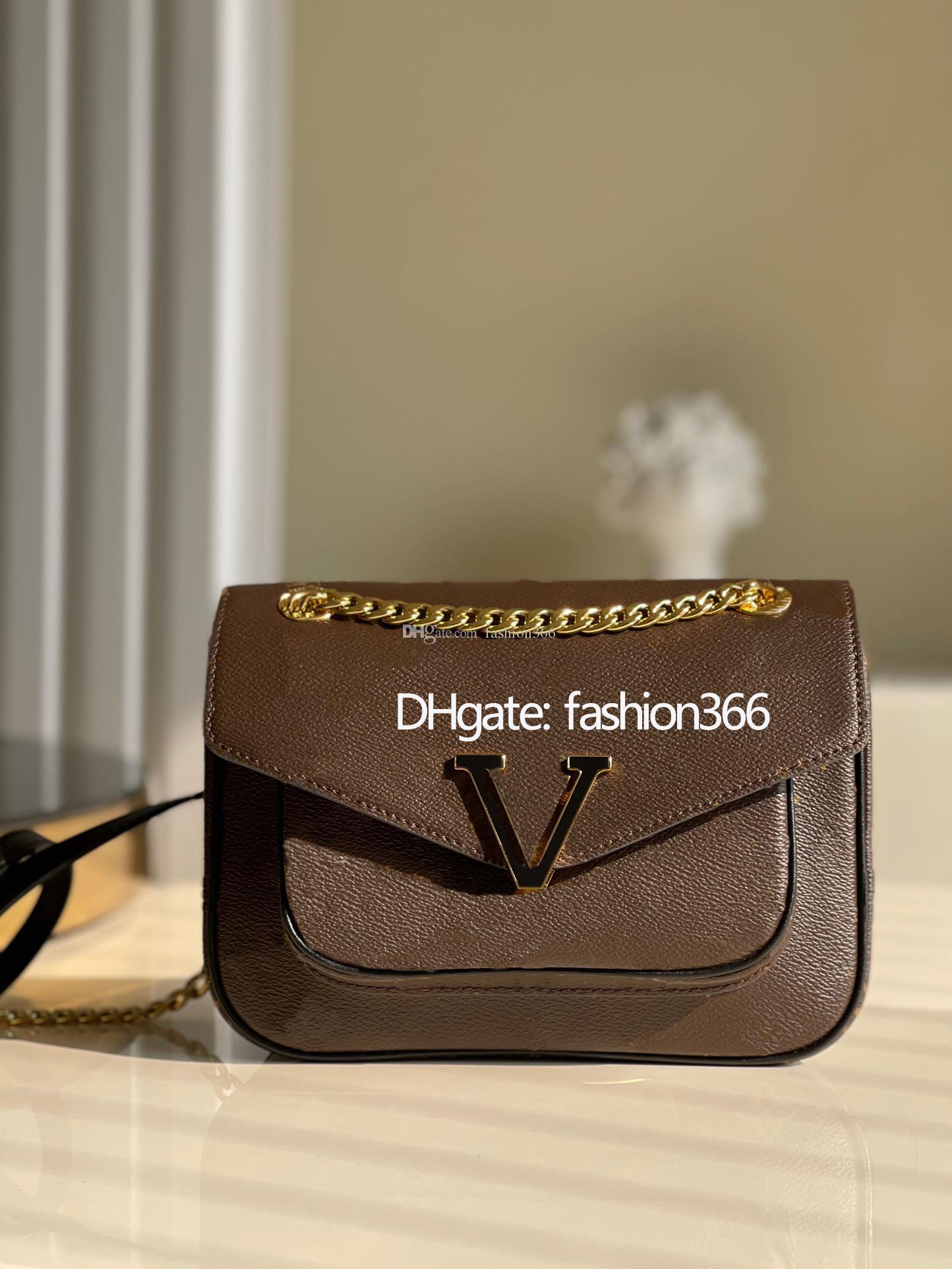 Top Quality Neo Monceau Bags Totes Senhora Moda Corrente Messenger Compras Bolsa Bolsa Mulheres Luxurys Designers Carteira Cosméticos Lidar com M45592