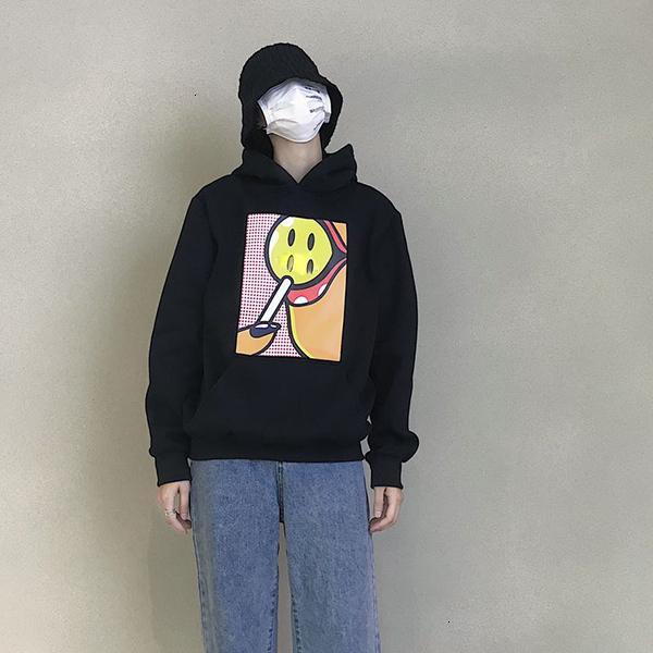 Brand Sweatshirts Hommes Hommes Off Desitères Streetwear Smiley Hommes Femmes Pull Sweat Sweat à manches longues SweaterShirtXwyu
