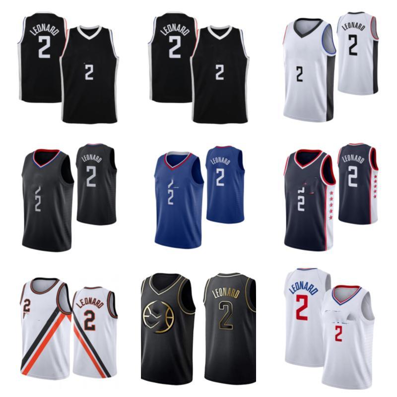 Basketball-Jersey 2 Leonard