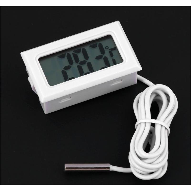 Temperature Measurement Analysis Instruments Office School Business & Industrial Drop Delivery 2021 Brand Small Mini Digital Lcd Electronic C