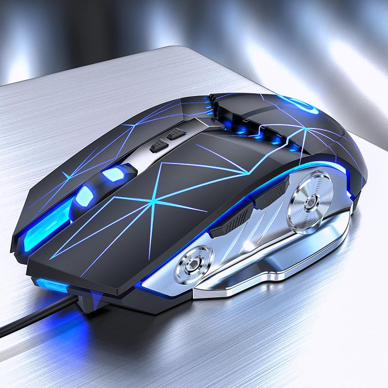 G3 Pro Gaming Mouse Mouse 3200DPI Регулируемая Wild Mouse Optical LED USB Wired Компьютерная ноутбука Mice для Gamer Home Office