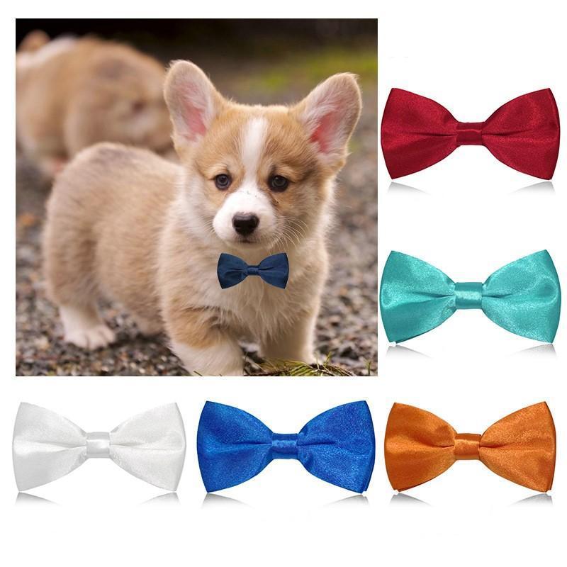 Новый год кошка собака воротник праздник кошек собака галстук галстук регулируемый шеи ремешок кошка аксессуары для груминга щенка Щенок ожерелье